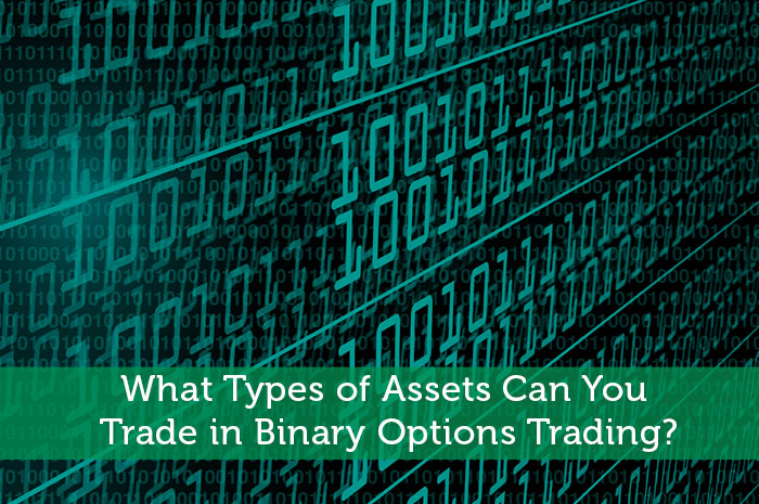 Asset or nothing binary options